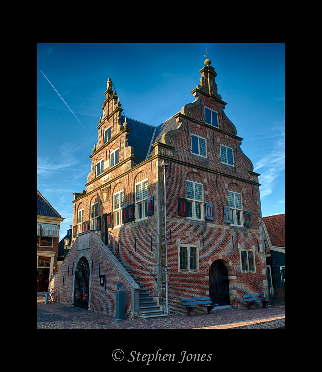 The Waag in the Rijp